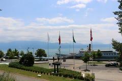 Museo de los juegos del olimpics Fotografía de archivo