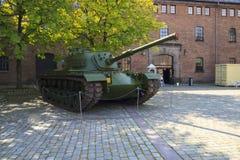 Museo de los militares de Noruega fotos de archivo libres de regalías