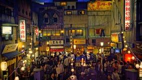 Museo de los Ramen de Shin-Yokohama Fotos de archivo libres de regalías