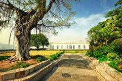 Museo de Macau imagen de archivo libre de regalías