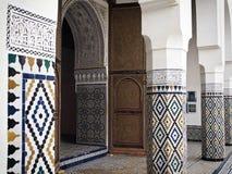 Museo de Marrakesh Imagen de archivo