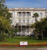 Museo de Massena Niza Fotos de archivo libres de regalías