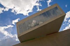 Museo de Maxxi, Roma Foto de archivo