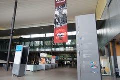 Museo de Melbourne Imágenes de archivo libres de regalías