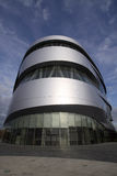Museo de Mercedes-Benz Foto de archivo