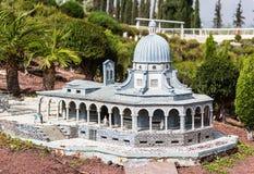 Museo de miniaturas de Israel Foto de archivo libre de regalías