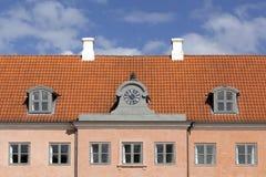Museo de Moesgaard en Dinamarca Imágenes de archivo libres de regalías