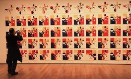 Museo de Moma, Nueva York Fotografía de archivo