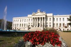 Museo de Mora en Szeged Fotografía de archivo