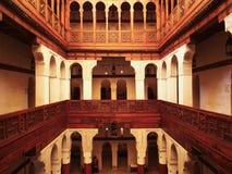 Museo de Nejjarine Fotos de archivo libres de regalías