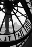 Museo de Orsay. París. imagen de archivo