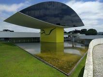 Museo de Oscar Niemeyer Imágenes de archivo libres de regalías