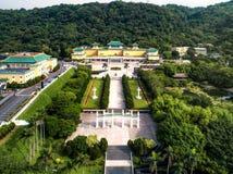 Museo de palacio nacional del gongo de Gu Foto de archivo libre de regalías