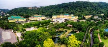 Museo de palacio nacional del gongo de Gu Imagen de archivo libre de regalías