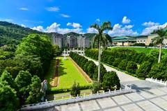 Museo de palacio nacional en Taipei, Taiwán Foto de archivo libre de regalías
