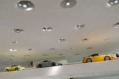 Museo de Porsche Fotografía de archivo