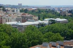 Museo de Prado, Μαδρίτη, Ισπανία Στοκ Φωτογραφίες
