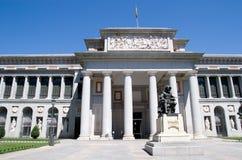 Museo de Prado Foto de archivo