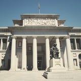 Museo de Prado Imagen de archivo