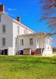Museo de Sandy Hook Lighthouse Foto de archivo