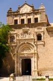 Museo DE Santa Cruz stock foto's