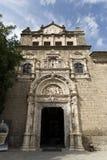 Museo de Santa Cruz Imagen de archivo libre de regalías