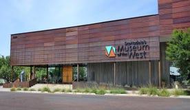 Museo de Scottsdale del oeste Fotos de archivo