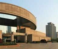 Museo de Shangai Fotografía de archivo