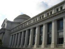 Museo de Smithsonian de la historia natural Fotos de archivo libres de regalías