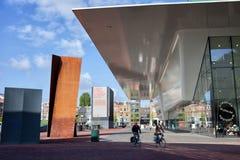 Museo de Stedelijk en Amsterdam foto de archivo libre de regalías