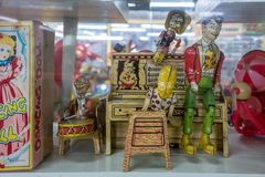 Museo de Suksasom en Phutthamonthon Sai 2, Bangkok, Tailandia, 24 S imágenes de archivo libres de regalías
