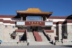 Museo de Tíbet imagenes de archivo