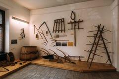 Museo de Tatra en Zakopane, Polonia Imagenes de archivo