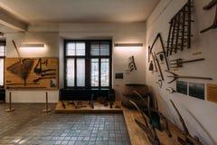 Museo de Tatra en Zakopane, Polonia Foto de archivo