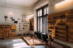 Museo de Tatra en Zakopane, Polonia Fotografía de archivo