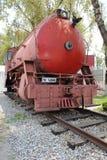 Museo de trabajadores ferroviarios Imagen de archivo libre de regalías