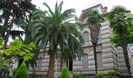 Museo de Trebisonda Fotografía de archivo