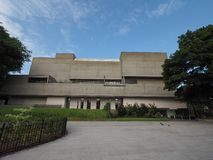 Museo de Ulster en Belfast imágenes de archivo libres de regalías