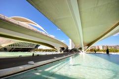 Museo de Valencia Imágenes de archivo libres de regalías