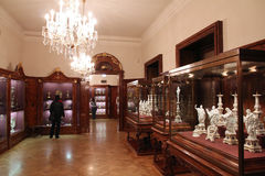 Museo de Viena fotografía de archivo libre de regalías