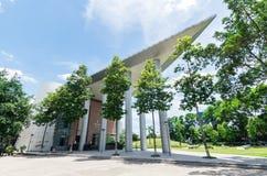 Museo de Vietnam de la etnología en Hanoi imagen de archivo libre de regalías