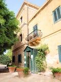 Museo de Whitaker, Mozia, Sicilia, Italia Imagen de archivo