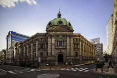 Museo de Yokohama de la historia cultural foto de archivo libre de regalías