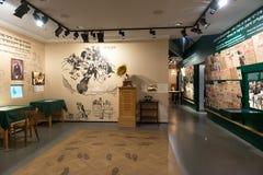 Museo degli ebrei del polacco di storia Fotografia Stock