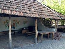 Museo dei cosacchi ucraini Immagini Stock