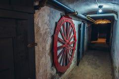Museo dei prigionieri politici in Ternopil fotografia stock