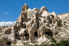 Museo del aire abierto en Goreme Cappadocia, Imagen de archivo