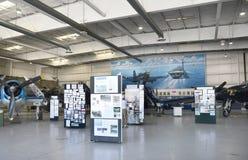Museo del aire del Palm Springs Fotografía de archivo