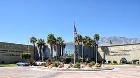 Museo del aire del Palm Springs Imagen de archivo