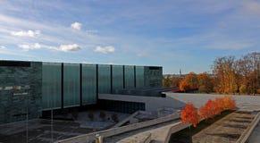 Museo del arte contemporáneo Foto de archivo libre de regalías